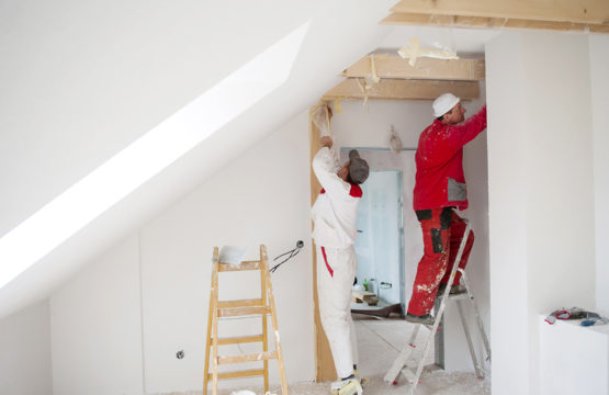 HIRING A PROFESSIONAL COMMERCIAL PAINTER
