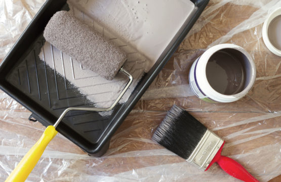 HOW TO PREPARE YOUR HOME TO BE PAINTED
